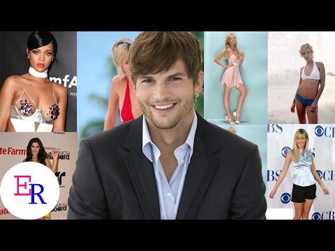 Ashton Kutcher Girlfriends (1995 - Present)