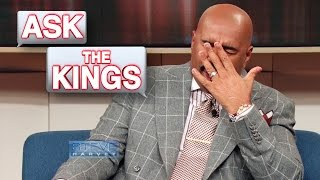 Ask the Kings: Crazy fan stories || STEVE HARVEY