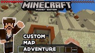 Minecraft Egypt Map.Tomb Crafter 2 Egypt Adventure Minecraft Pe 14 0 Custom Map