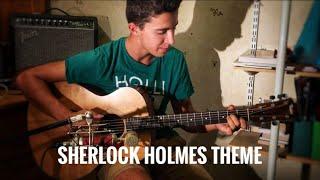 BBC Sherlock Holmes Theme - Cover guitare