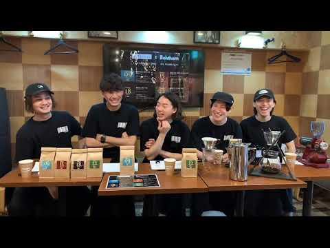 OKCOFFEE×Bentham コラボコーヒー発売記念配信