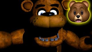 i finally did it.... | Five Nights At Freddy's (FNAF) Part 1