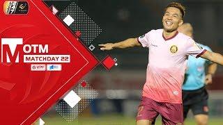 Văn Ngọ | Sài Gòn FC | Giá trị hơn cả siêu phẩm 1 phút 20 giây vào lưới Thanh Hóa | VPF Media