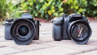 Panasonic GH4 vs Sony A7s Review - 4k vs ISO