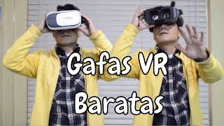 Comparativa Gafas VR Baratas | Review COMPLETA | Gadgets Fácil