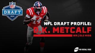 NFL Draft Profile: D.K. Metcalf | PFF