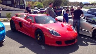 RAW Footage 2/3: Porsche Carrera GT 0479 Paul Walker & Roger Rodas Crashed Tribute Video