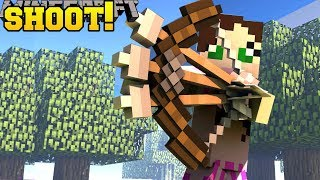 Minecraft: SHOOT THE TARGET!!! - MINIGAME MANIA - Mini-Game