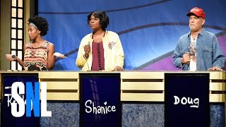Black Jeopardy with Tom Hanks - SNL