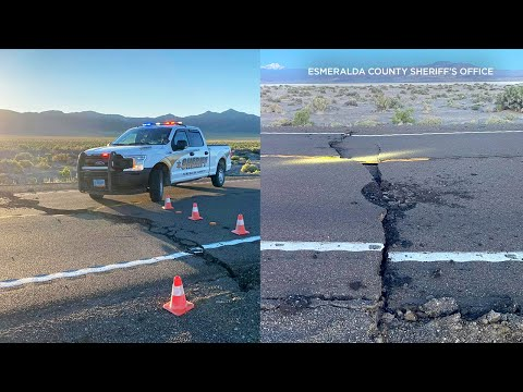 6.4-magnitude earthquake hits Nevada, felt in parts of California | ABC7