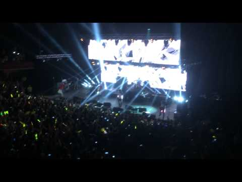 FTHX FT Island In Chile - Flower Rock