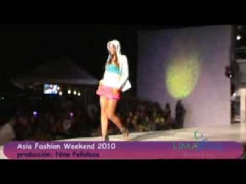 Asia Fashion Weekend 2010
