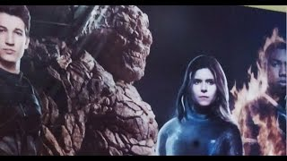 AMC Movie Talk – First Look At THING From FANTASTIC FOUR