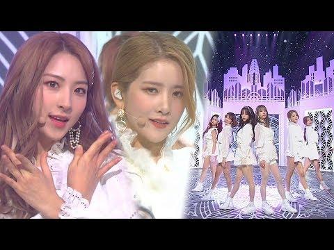 WJSN(우주소녀) - La La Love @인기가요 Inkigayo 20190113