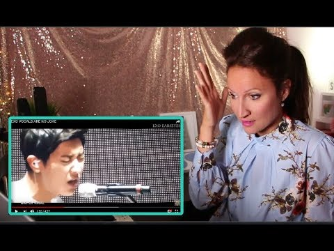 Vocal Coach REACTS to EXO VOCALS ARE NO JOKE