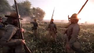 """Mr. Moon: """"The Guns of the South"""" - War of Rights"""
