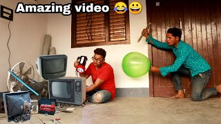 Amazing must watch new comedy 2021  Bindas Fun Joke  