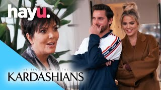 Khloé & Scott's Epic Art Prank | Season 15 | Keeping Up With The Kardashians
