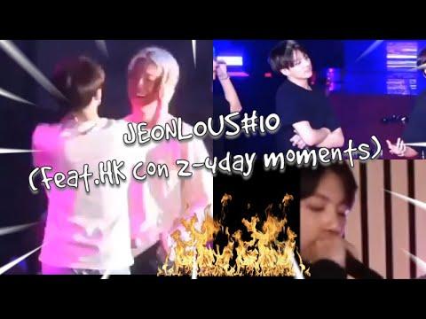 JEONLOUS #10 (JIKOOK KOOKMIN jealous moment) Feat. HK con 2-4day moments ENG💜