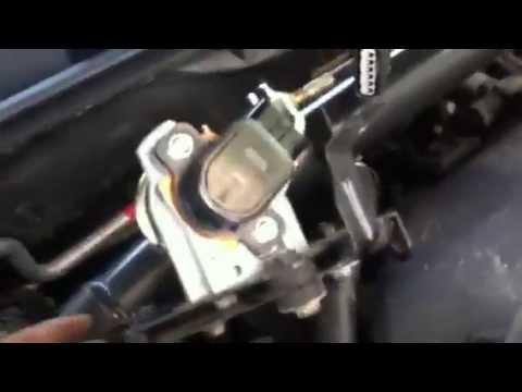 Accelerator pedal position sensor APPS replace P2138 2005 ...