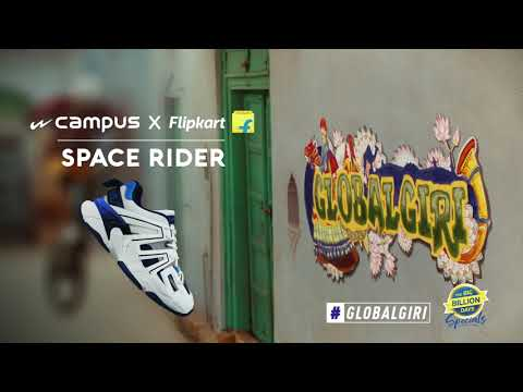 Presenting CAMPUS SPACE RIDER GLOBALGIRI bringing global designs to Indian streets