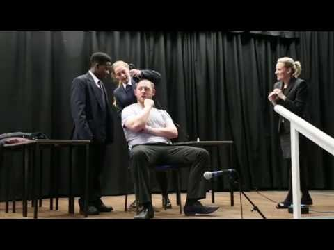 Mr Martin's Charity Head Shave