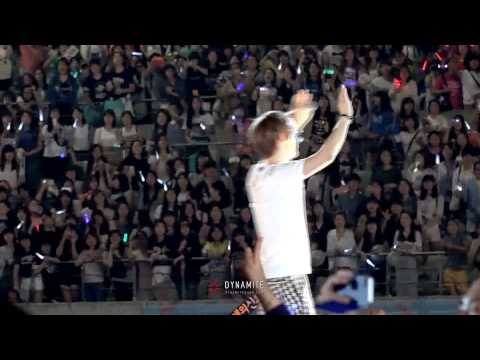 140815 SMTOWN LIVE_Ending - Hope (Eunhyuk focus)