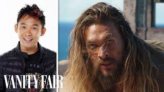 Aquaman's Director Breaks Down Jason Momoa's Fight Scene | Vanity Fair