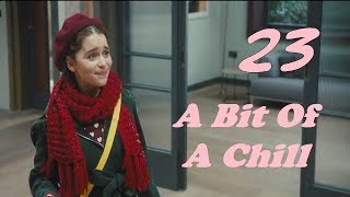 Learn And Practise English Through #Me_Before_You 23 #British_Accent