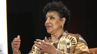 Moderated Conversation with Phylicia Rashad -May 2019