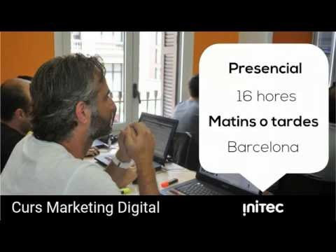 Curs Marketing Digital - INITEC