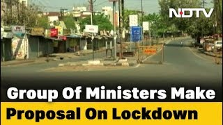Group of Ministers suggests Lockdown extension for schools..
