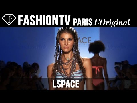 L*Space Swimwear Show | Miami Swim Fashion Week 2015 Mercedes-Benz | FashionTV