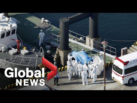 Coronavirus outbreak: COVID-19 cases spike on quarantined cruise ship docked in Japan