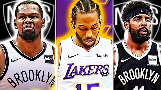 NBA Free Agency 2019 Predictions - Kyrie Irving and Kevin Durant to Brooklyn NETS!