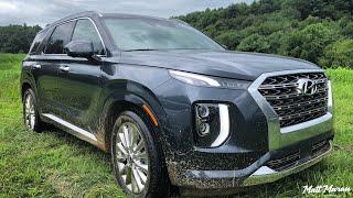 Review: 2020 Hyundai Palisade Limited