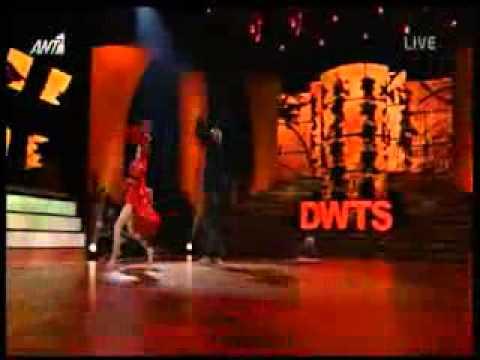 GOVASTILETO.GR: Ο Ησαΐας Ματιάμπα στον τελικό του Dancing with the stars 5