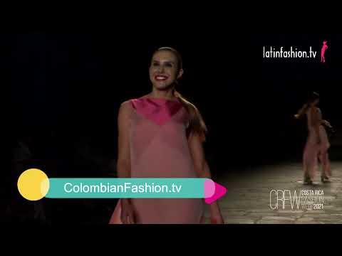 Maison Mesa en Costa Rica Fashion Week 2021