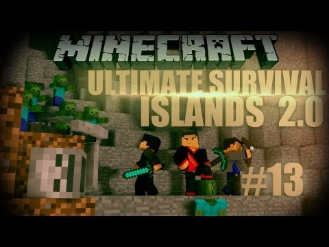 Minecraft: Ultimate Survival Islands 2.0 - Episode 13 - The End? - Smashpipe Games