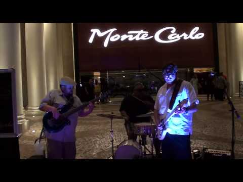 Andre Monari Blues Live at Monte Carlo