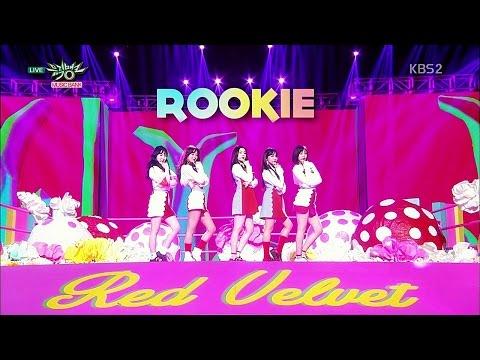 레드벨벳 (Red Velvet) - 루키 (Rookie) 교차편집