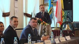 21 listopada w sali 103 Urzędu Miejskiego we Władysławowie odbyła się inauguracyjna sesja VIII kaden