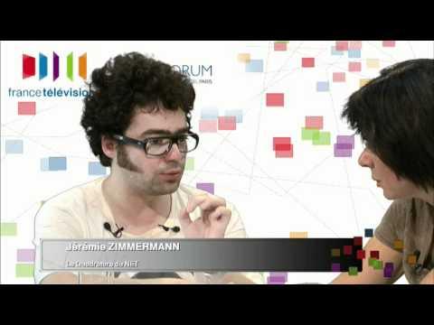 eG8 Forum: Jeremie Zimmermann