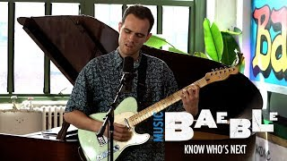 "Jordan Rakei Performs ""Lucid""  