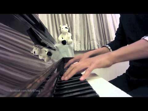 蕭敬騰 - Marry Me (鋼琴版)