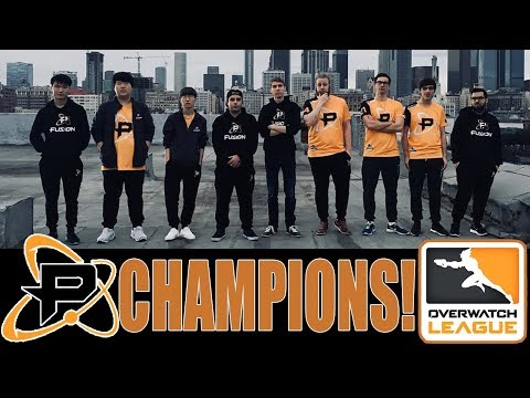 Philadelphia Fusion Will Win Overwatch League (ARE THEY THE BEST?)