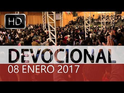 Devocionales Menap / Culto Domingo 08 Enero 2017 [HD]