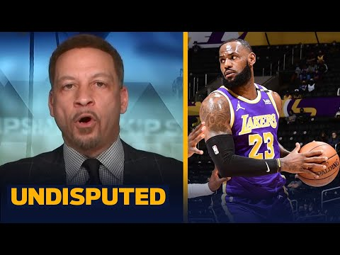 LeBron's return makes Lakers the favorites in West but not in Finals — Broussard | NBA | UNDISPUTED