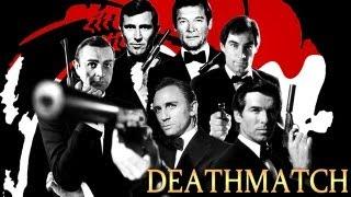 James Bond 007: Movie Deathmatch