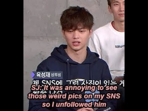 BTOB Sungjae the Evil Maknae